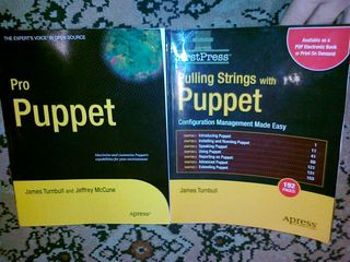 puppet books - new & old